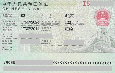 China visa archives omni visa get your 10 year china visa in new york stopboris Choice Image
